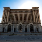 Detroit's Grand Dame To Get Face Lift