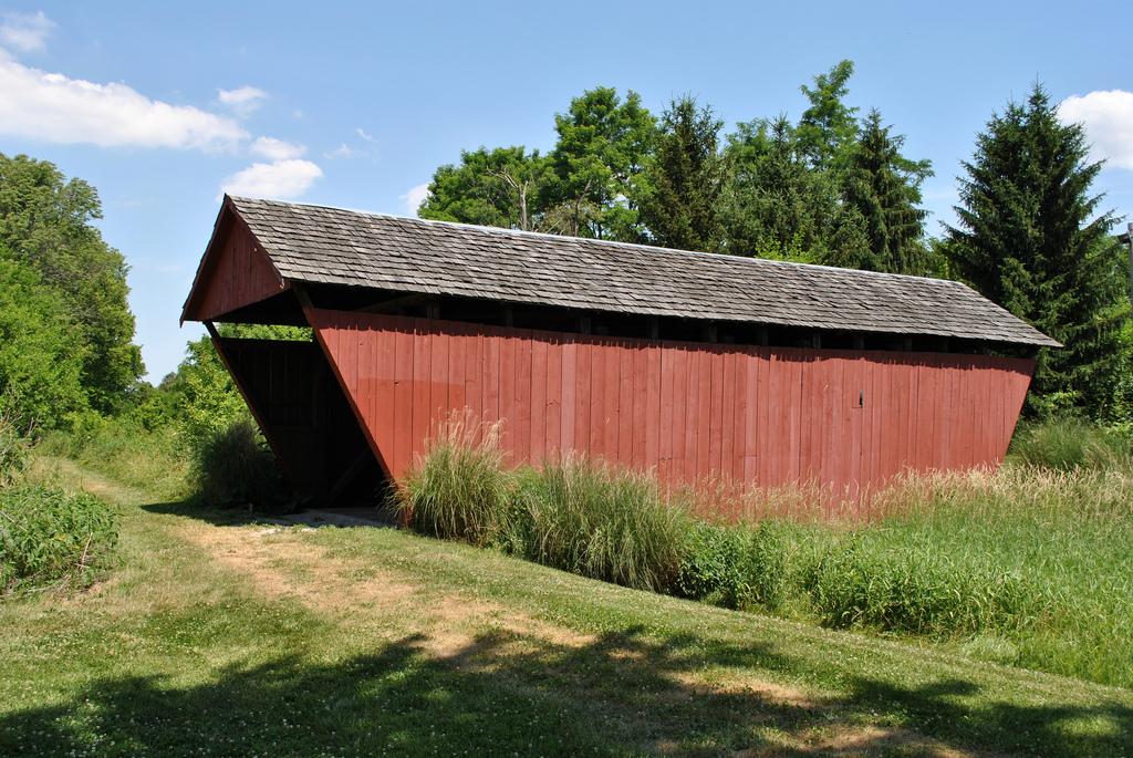 The Hartman Number 2 Bridge